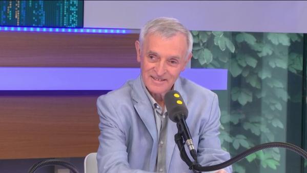 """VIDEO. Climat: """"Ce sont les jeunes d'aujourd'hui qui auront à affronter le réchauffement climatique"""" s'inquiète Jean Jouzel"""
