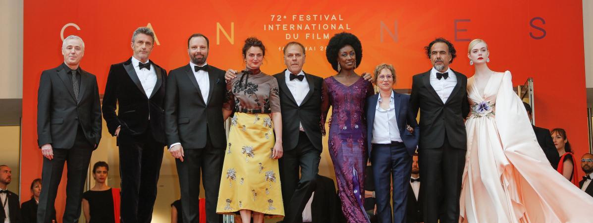 Cannes 2019 : le jury délibère, coupé du monde