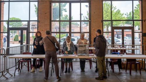 DIRECT. Elections européennes : à midi, la participation au scrutin est bien supérieure à celle de 2014