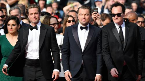 """""""Once Upon a Time... in Hollywood"""" signe le grand retour de Quentin Tarantino"""