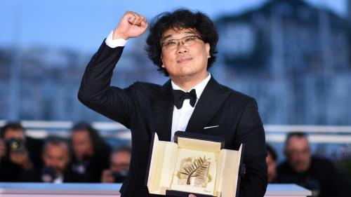 Cannes : Bong Joon-ho reçoit la Palme d'or