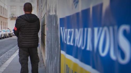 Lyon : des bureaux de vote sous surveillance