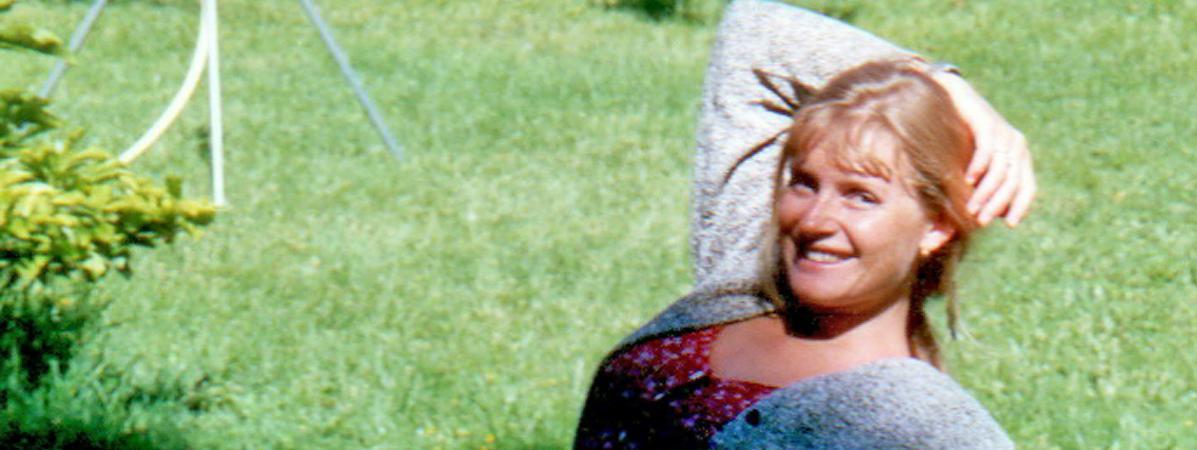Une photo non datée de Sophie Toscan du Plantier, assassinée en Irlande en 1996.