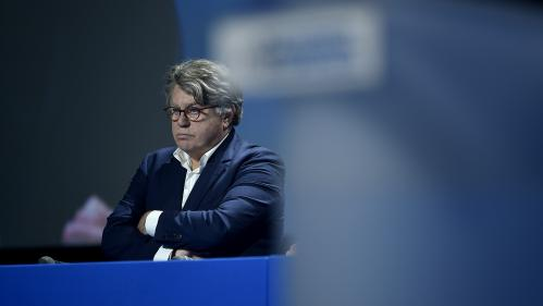"""VIDEO. """"Sale traître, ignoble ordure"""" : Collard et Cohn-Bendit s'insultent sur un plateau télé lors des résultats des européennes"""