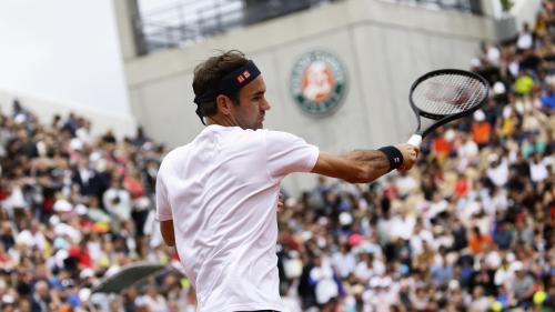 DIRECT. Roland-Garros : le tournoi débute avec Federer, Venus Williams et Humbert, regardez les matchs en direct