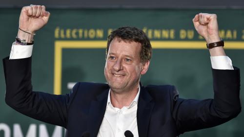 """VIDEO. Résultats européennes 2019 : selon Yannick Jadot, """"il n'est pas exclu ce soir que l'écologie soit la première force politique chez les jeunes"""""""