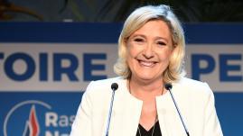 Pourquoi Marine Le Pen ne doit pas crier victoire trop vite, malgré le succès du Rassemblement national aux européennes