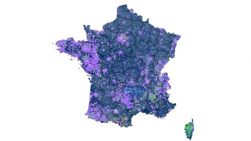 CARTE. Résultats élections européennes 2019 : quelle liste est arrivée en tête dans votre commune?