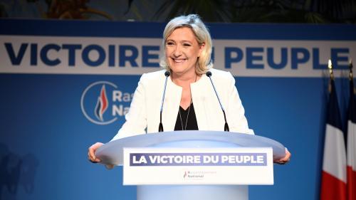Elections européennes : le RN s'impose devant LREM