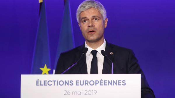 """DIRECT. Européennes : après la débâcle de LR, Laurent Wauquiez veut mettre en place des """"états généraux"""" pour """"tout remettre à plat"""""""