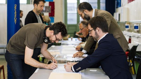 Résultats européennes 2019 : pourquoi certains électeurs ont-ils découvert, au moment de voter, qu'ils avaient été radiés des listes ?