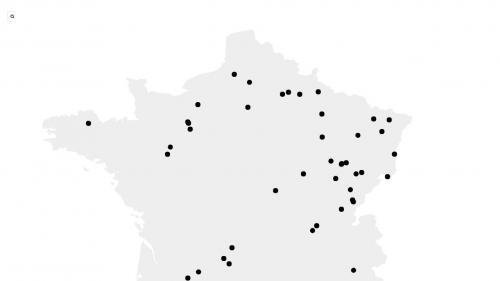 CARTE. Résultats des élections européennes 2019 : ces 117 communes qui n'ont accordé aucune voix au Rassemblement national