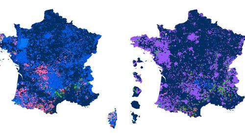 AVANT/APRES. Résultats européennes2019: ce gif résume à quel point la vie politique française a changé en cinq ans
