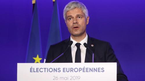 """DIRECT. Débâcle des Républicains aux européennes : """"à la place"""" de Wauquiez, Pécresse démissionnerait de la présidence du parti"""