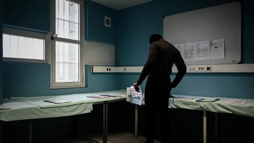 Elections européennes : en prison aussi, le Rassemblement national arrive en tête des suffrages