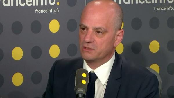 """Elections européennes : """"On ne peut pas parler d'un échec"""" de La République en marche, juge Jean-Michel Blanquer"""