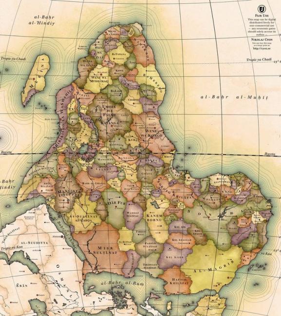 """Résultat de recherche d'images pour """"afrique avant la colonisation carte"""""""