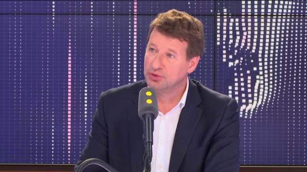 """Européennes : """"La seule réponse à l'extrême droite c'est l'écologie"""" affirme Yannick Jadot"""