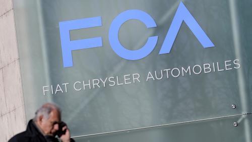 Automobile : Fiat Chrysler présente un projet de fusion avec Renault