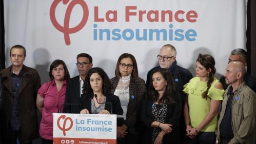 Élections européennes : lourd revers pour La France insoumise et le Parti socialiste