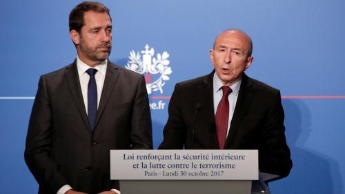 Colis piégé de Lyon : le procureur de Paris recadre Castaner et Collomb après leurs déclarations sur l'enquête