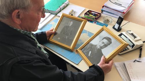 """""""Il est mort pour nous"""" : 75 ans après le Débarquement, Cahagnes honore toujours le lieutenant Marshall-Cornwall"""