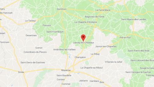 Mayenne : une femme tuée à coups de hache, son mari mis en examen et écroué