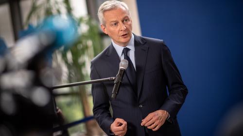 """VIDEO. Projet de fusion Renault-Fiat Chrysler : Bruno Le Maire exige """"la préservation des emplois et des sites industriels en France"""""""