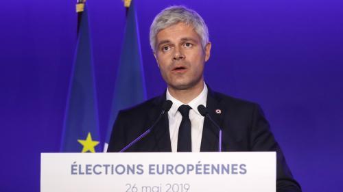 """""""L'échec est total, la réforme doit être totale"""": après les européennes, Laurent Wauquiez joue la montre mais peine à convaincre sa famille politique"""