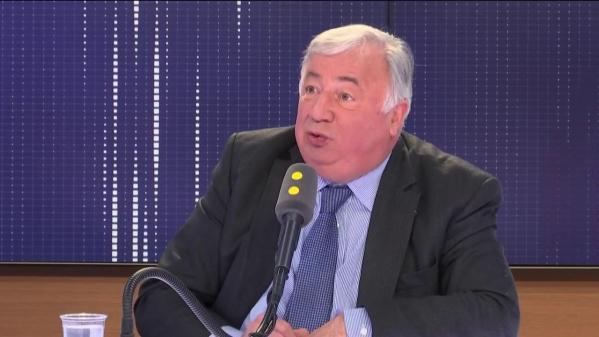"""Européennes : """"Nous avons oublié ce que nous portions à l'intérieur de l'UMP"""" regrette Gérard Larcher"""
