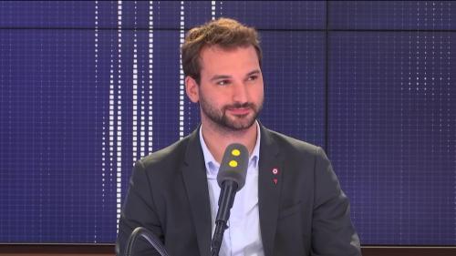 """Elections européennes : """"Il nous a manqué un marqueur pendant la campagne"""" selon le député LFI Ugo Bernalicis"""