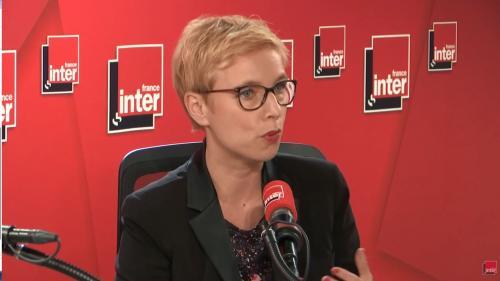 """VIDEO. La France insoumise : Clémentine Autain défend """"un discours cohérent de gauche"""" plutôt que le """"clash permanent"""""""