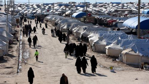 """La France doit faire cesser les """"traitements inhumains"""" subis par les enfants de jihadistes en Syrie, réclame le Défenseur des droits"""