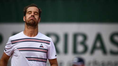 Roland-Garros/2e tour : Richard Gasquet éliminé par Juan Ignacio Londero (6-2, 3-6, 6-3, 6-4)