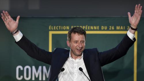 """""""Heureux, ému"""" : les Verts font leur rentrée au Parlement européen"""