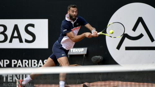 """""""D'habitude, je ne suis pas du tout le mec qu'on attend"""" : le Français Benoit Paire vise au moins les 8e de finale à Roland-Garros"""