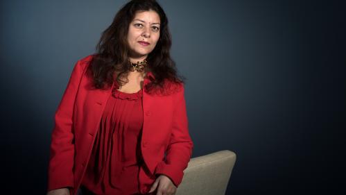 """""""J'ai poussé un cri de colère"""" : jugée en diffamation, la journaliste Sandra Muller à l'origine de #Balancetonporc plaide """"la libération de la parole des femmes"""""""