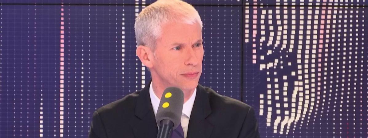 """Journées du patrimoine : un """"goût un peu mitigé"""", pour le ministre de la culture Franck Riester"""