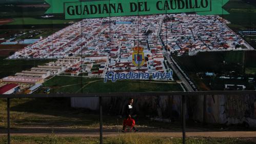 Un village espagnol nommé en l'honneur de Franco bientôt rebaptisé