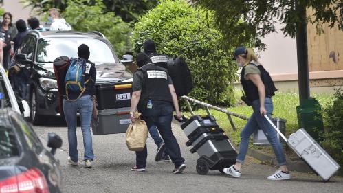 Explosion à Lyon : le suspect a reconnu avoir prêté allégeance au groupe Etat islamique