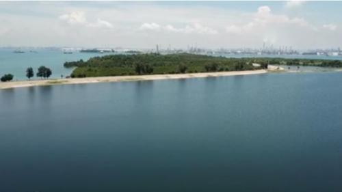 VIDEO. A Singapour, les déchets des habitants sont transformés en île artificielle