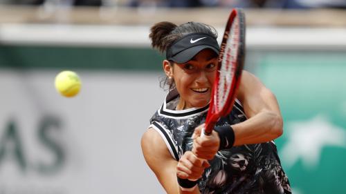 Roland-Garros : Caroline Garcia sort par la petite porte, il n'y a plus de Française en lice après le 2e tour