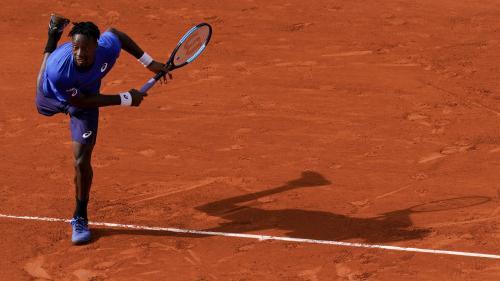 DIRECT. Roland-Garros : Gaël Monfils surclasse Adrian Mannarino (6-3, 6-4, 6-4)
