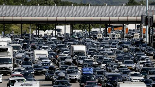 Pont de l'Ascension : le record national de bouchons sur les routes a été battu
