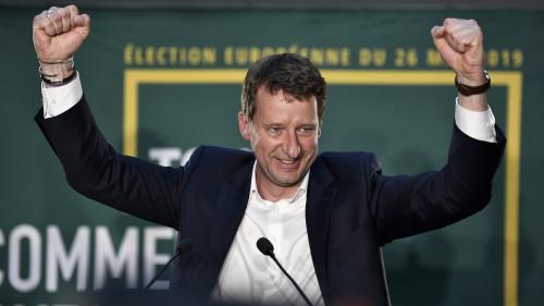 Fort de son succès aux européennes, Yannick Jadot devient la personnalité politique la plus appréciée des Français, selon un sondage