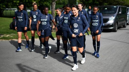 Mondial de foot féminin : les Françaises priées de laisser Clairefontaine aux Bleus qui préparent un amical à Nantes