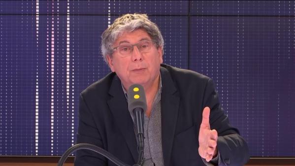 """Mauvais résultats des Insoumis aux européennes : """"L'électorat populaire traditionnellement s'abstient"""" justifie Éric Coquerel"""