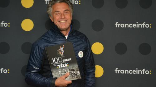 """Gérard Holtz : """"Le médecin m'a dit que je ne ferais plus jamais de sport, j'ai voulu lui prouver qu'il serait essentiel à ma vie"""""""
