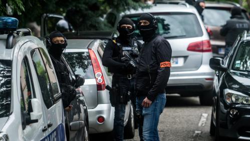 Explosion à Lyon : le principal suspect présenté à un juge d'instruction en vue de sa mise en examen