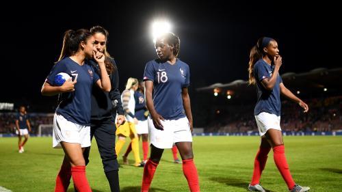 Foot : les Bleues s'imposent (2-1) contre la Chine en match amical et rassurent à une semaine du début de la Coupe du monde